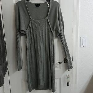 XOXO Sweater Dress